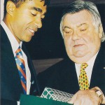 "Patrice et ""loulou"" Nicollin - Oscars du MHSC 1999"