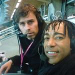 Patrice consultant pour SUN FM, Nantes/Toulouse, 8/11/2008
