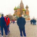 Moscou 2001, Ligue des Champions