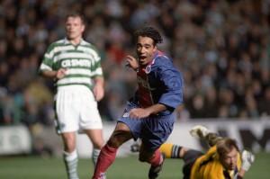 But face au Celtic - 11/1995